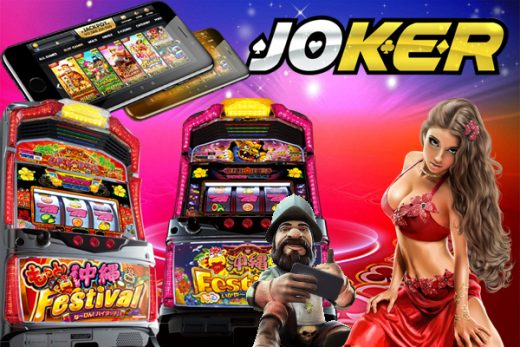 Game Judi Mesin Slot Online Indonesia
